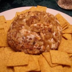 Olive and Blue Cheese Ball CeliaBelia