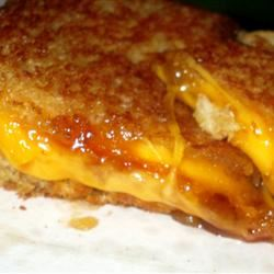 Sweet Grilled Cheese Sugar High
