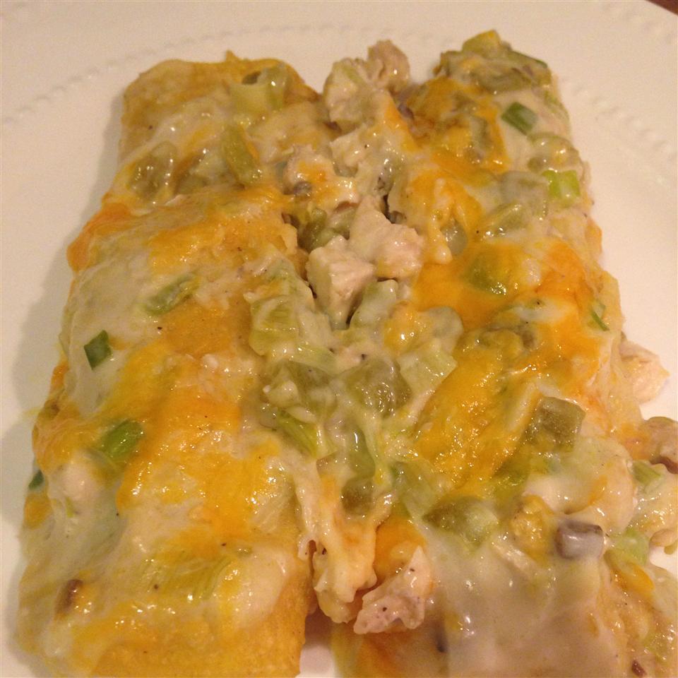 Chicken Enchiladas II stephanie