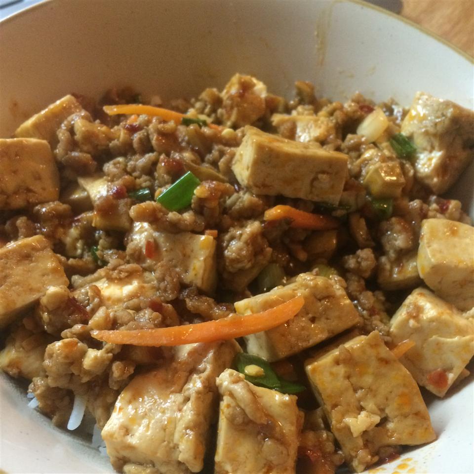 Chinese Mabo Tofu