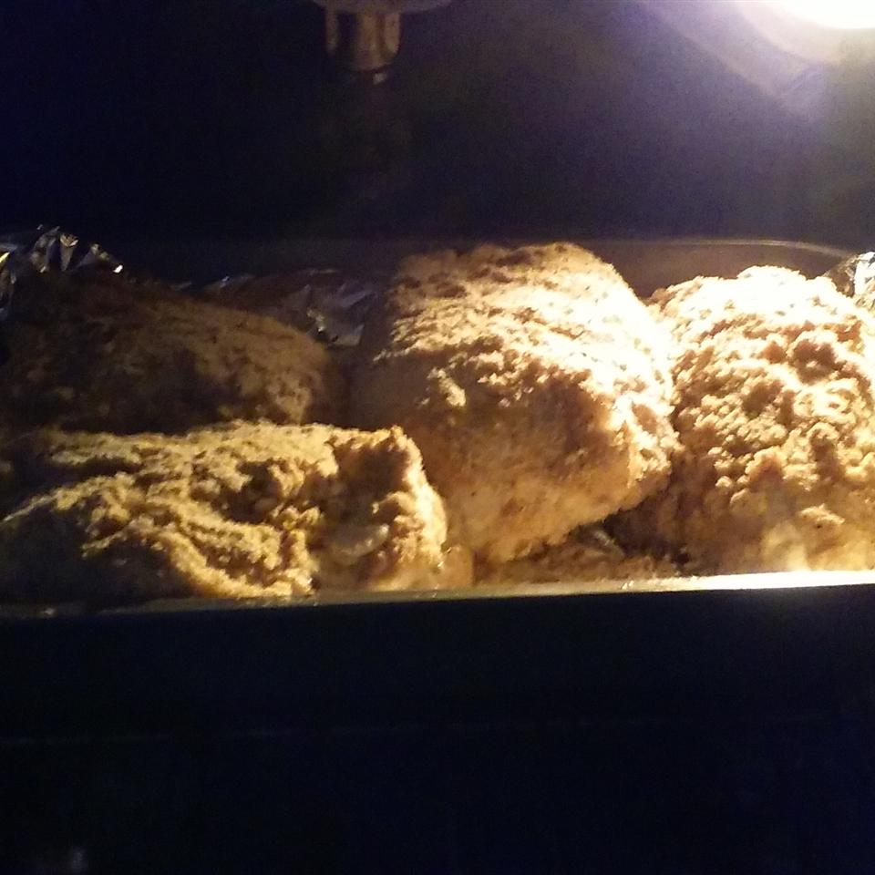 Angela's Easy Breaded Chicken Dina Avelar