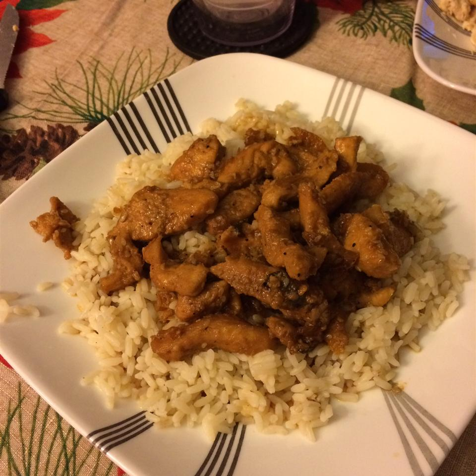 Skillet Chicken Bulgogi