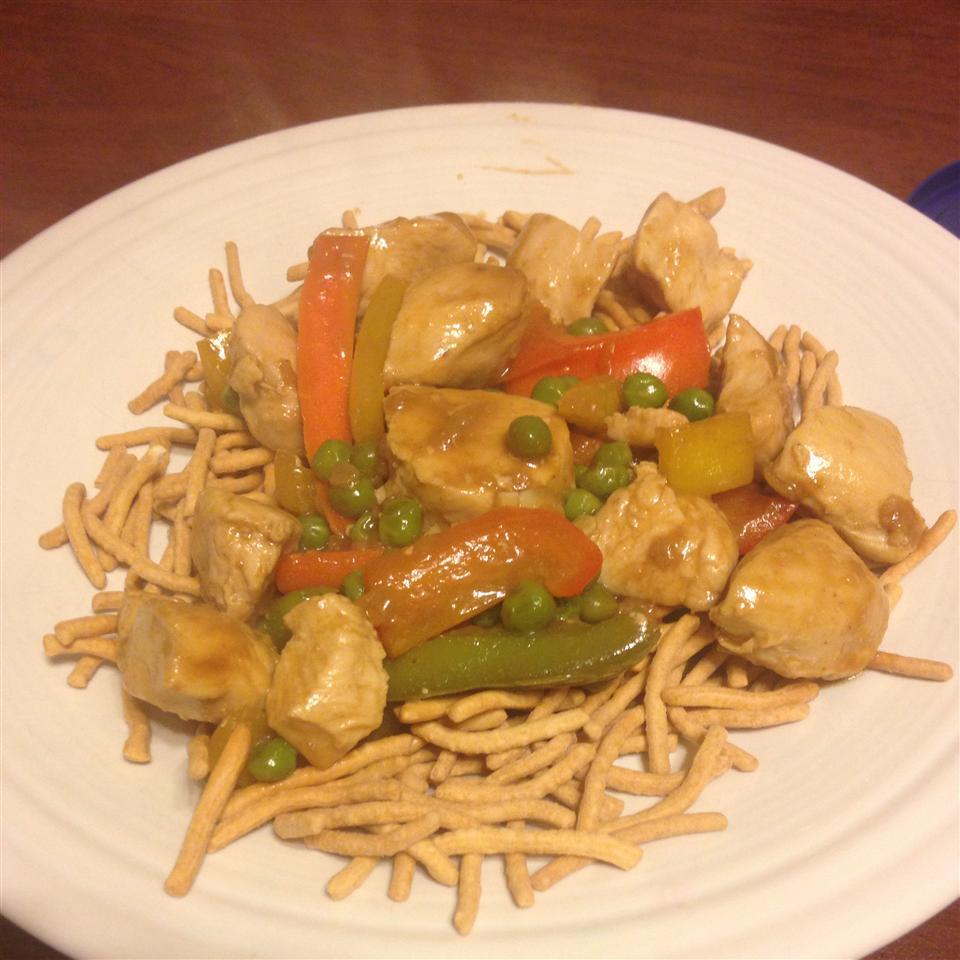 Chicken and Multi-Grain Stir Fry mklavery