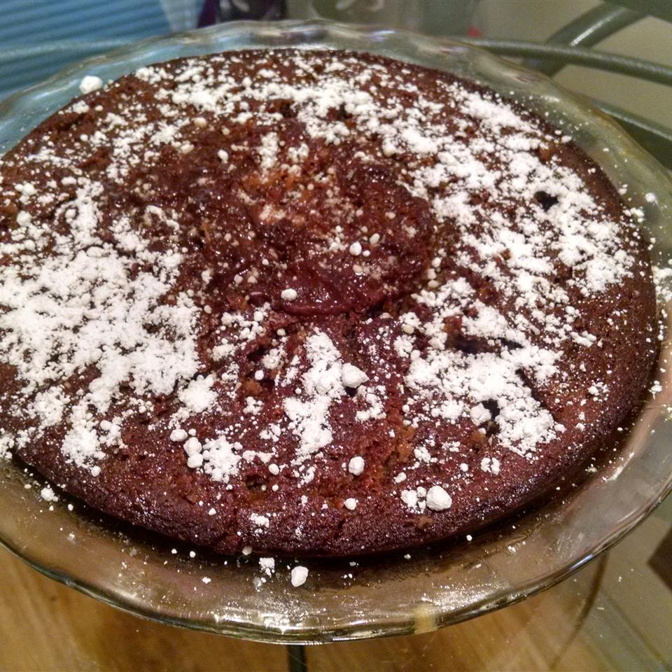 South African Brown Pudding