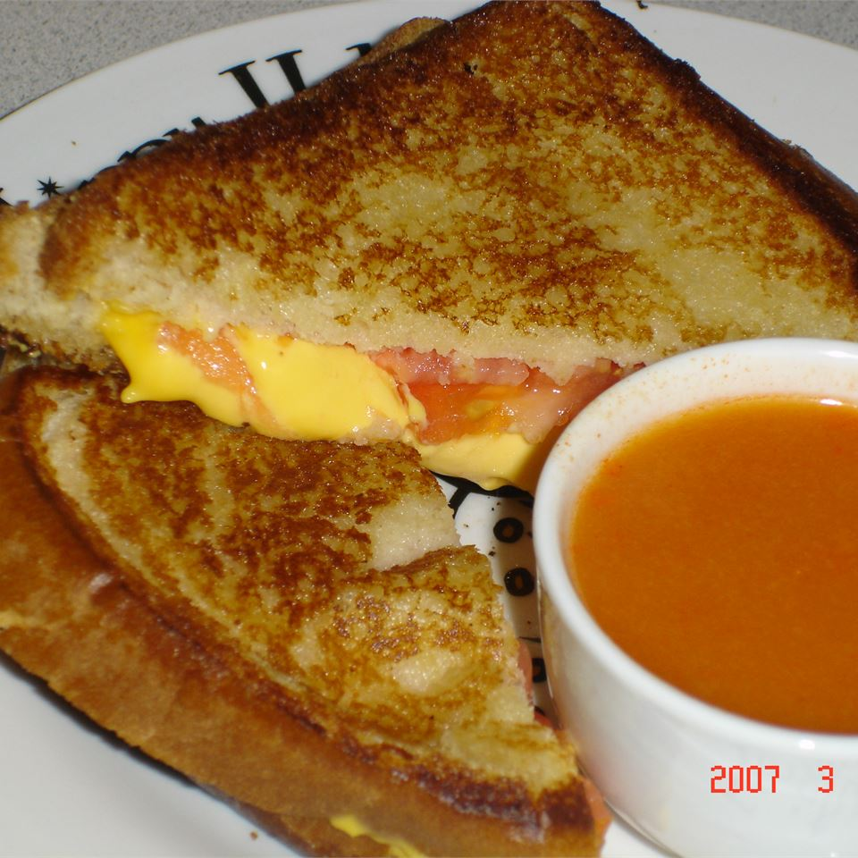 Mike's Favorite Grilled Cheese MOLLE888