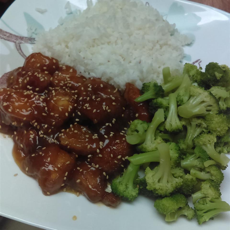 Perfect Sesame Chicken Heather Stone