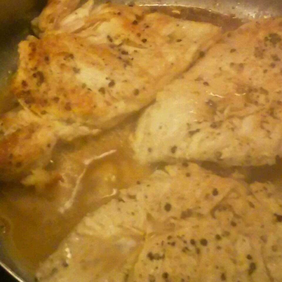 Lemon Garlic Chicken patsfan1273