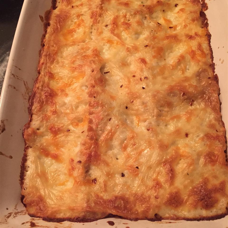 Easy Vegetarian Red Beans Lasagna XVELVETX