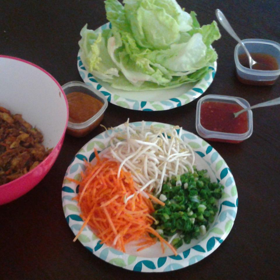 My Thai Chicken Wraps gztg44