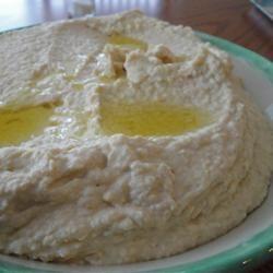 Creamy Yogurt Hummus