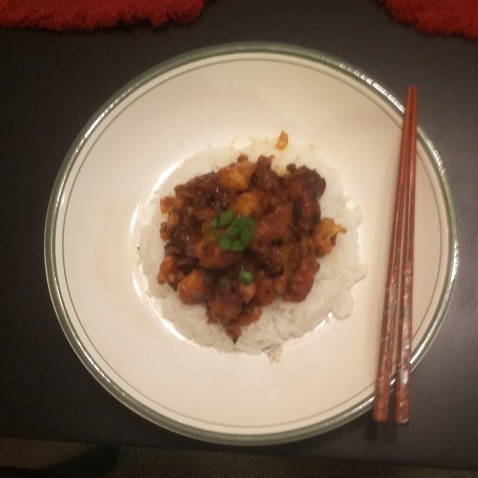 General Tso's Chicken Jennifer Reid