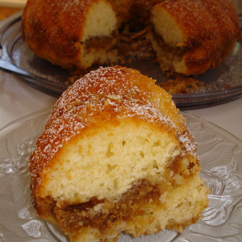 Sour Cream Coffee Cake_image