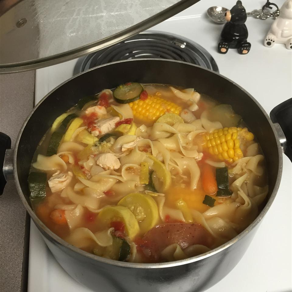Caldo De Pollo (Mexican Chicken Soup) Beth Alberts