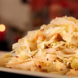 Norwegian Christmas Cabbage