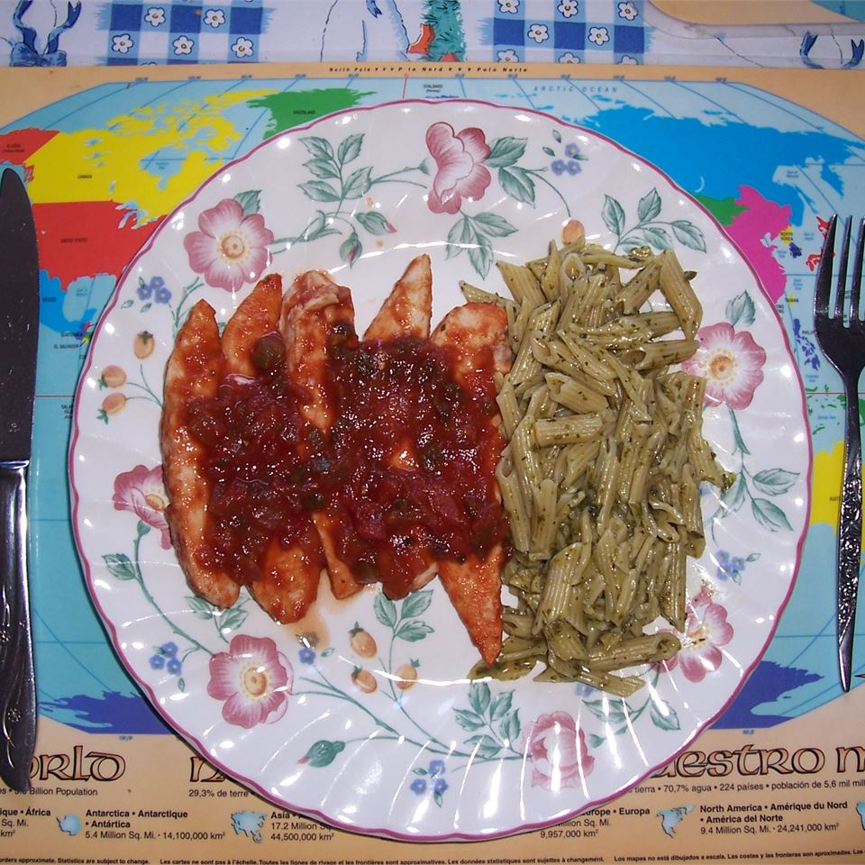 Picante Chicken Joyce