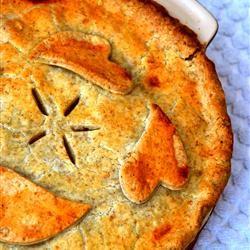 Gram's Chicken Pot Pie Brandy Dykes