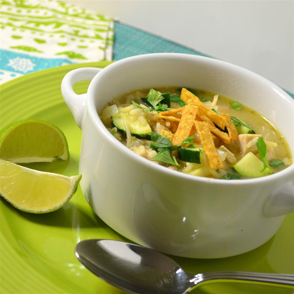 White Bean Chicken Chili from Knorr(R) Kim's Cooking Now