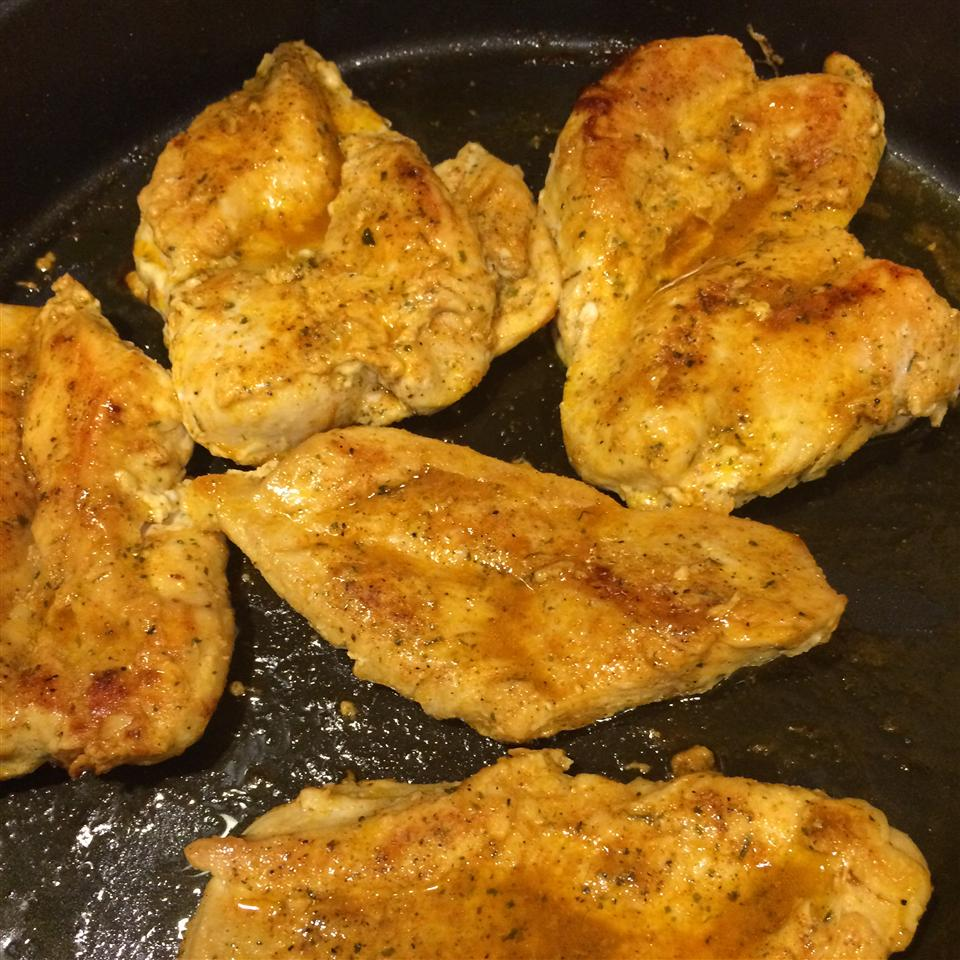 Spicy Garlic Lime Chicken
