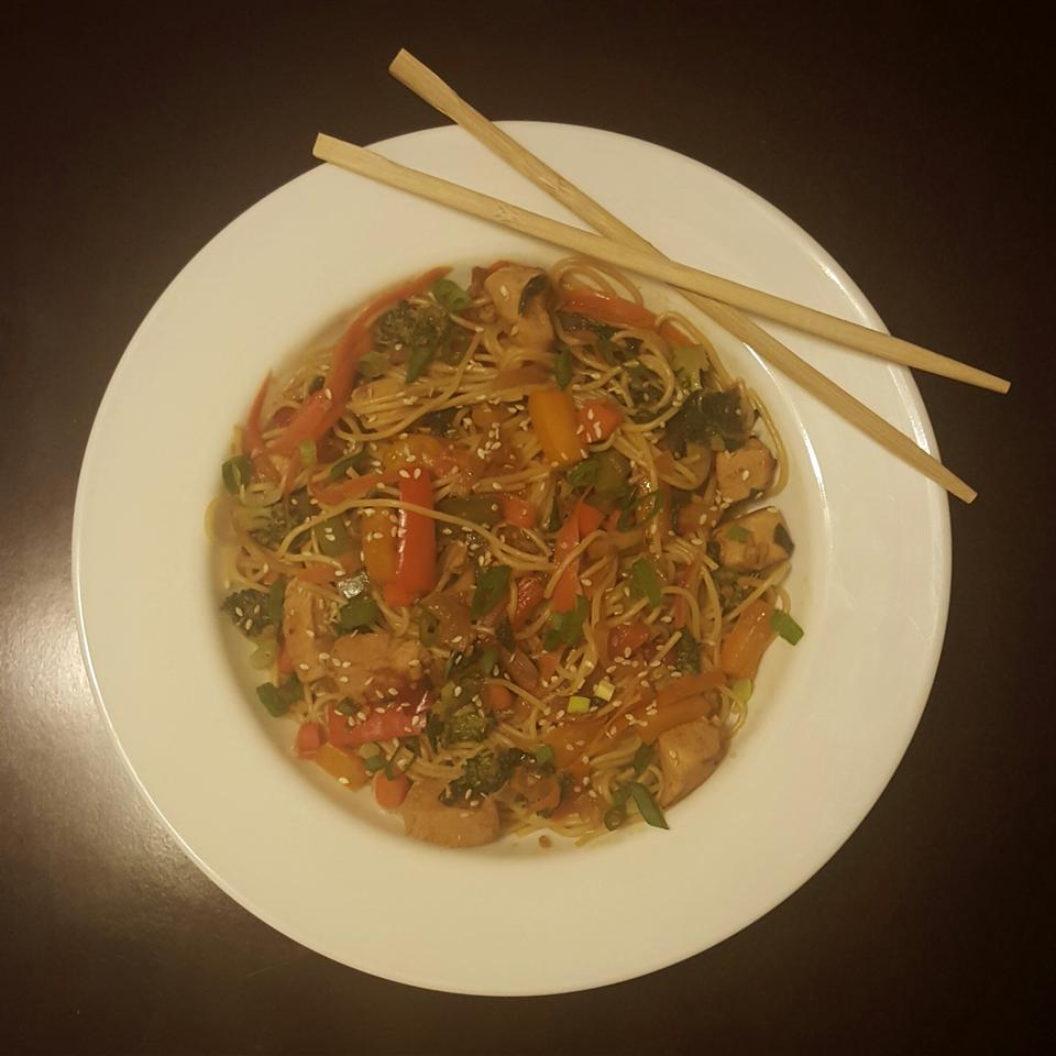 Asian Carryout Noodles KellyDB