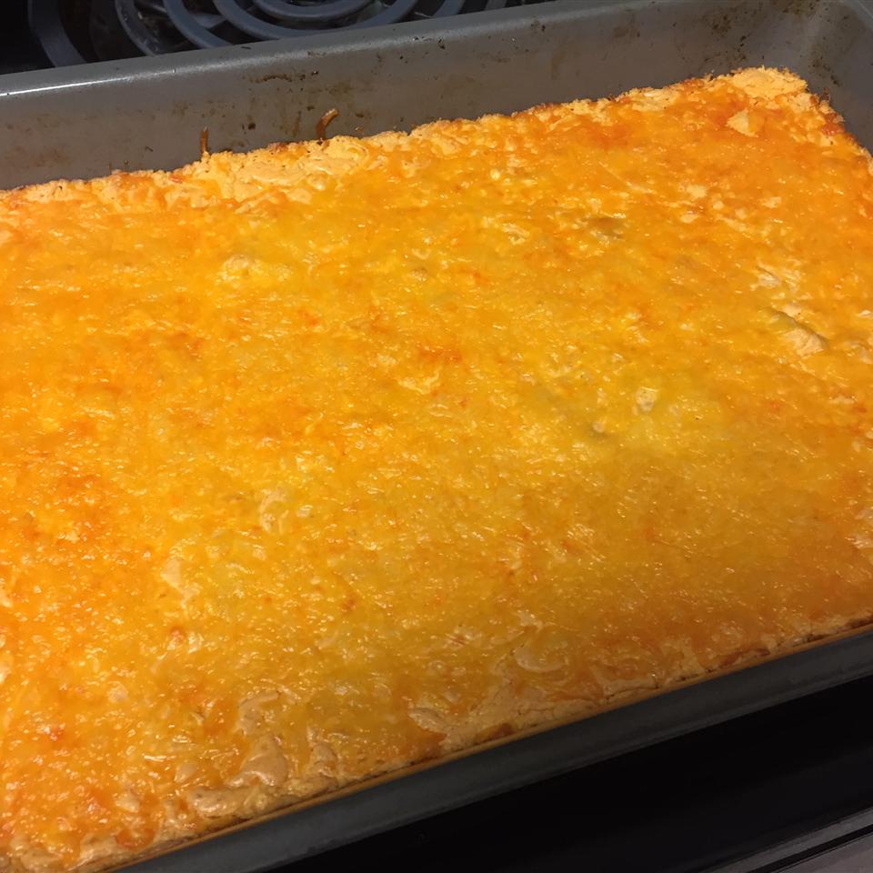 Buffalo Chicken Dip Bridget B-Ridge Calhoun