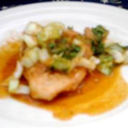 Trini Style Chicken Megan L