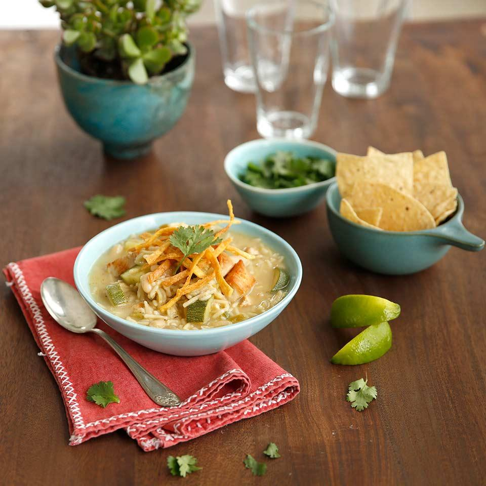 White Bean Chicken Chili from Knorr(R) Knorr