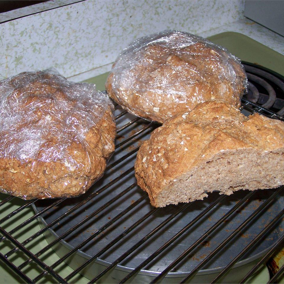 Irish Brown Soda Bread SkyCook