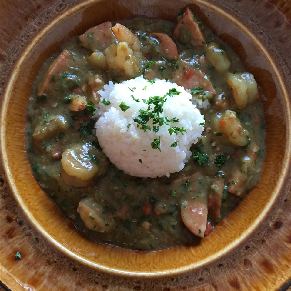 Uncle Dank's Gumbo