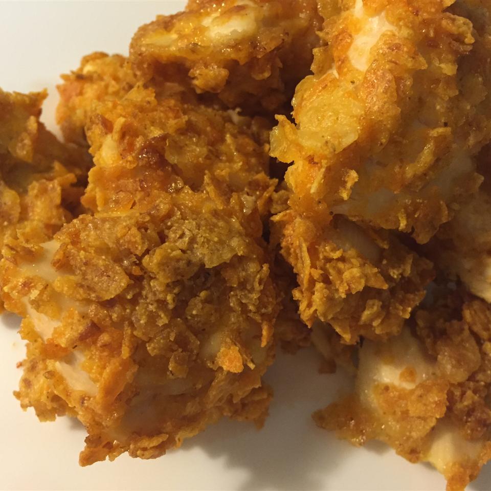Kid-Friendly Chicken Nuggets Recipe