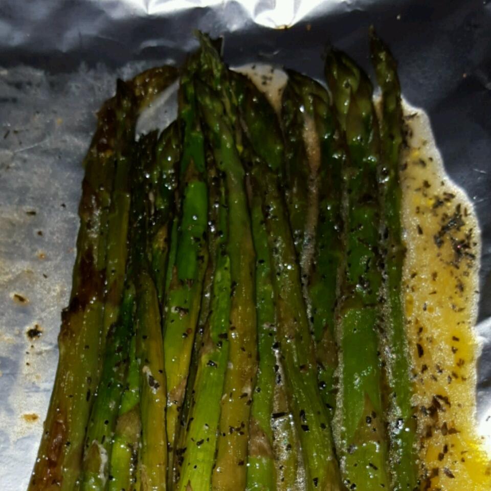 Lemon Asparagus MrsPenguin