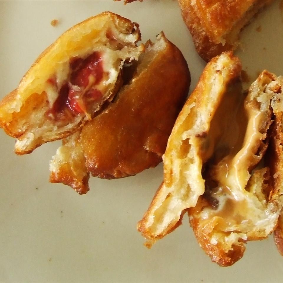 Fried PB & J