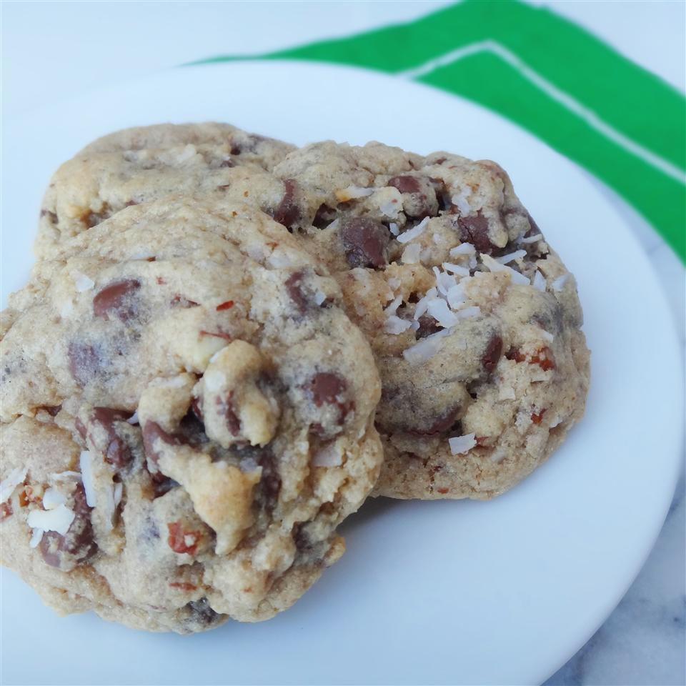 Almond Chocolate Coconut Cookies II image