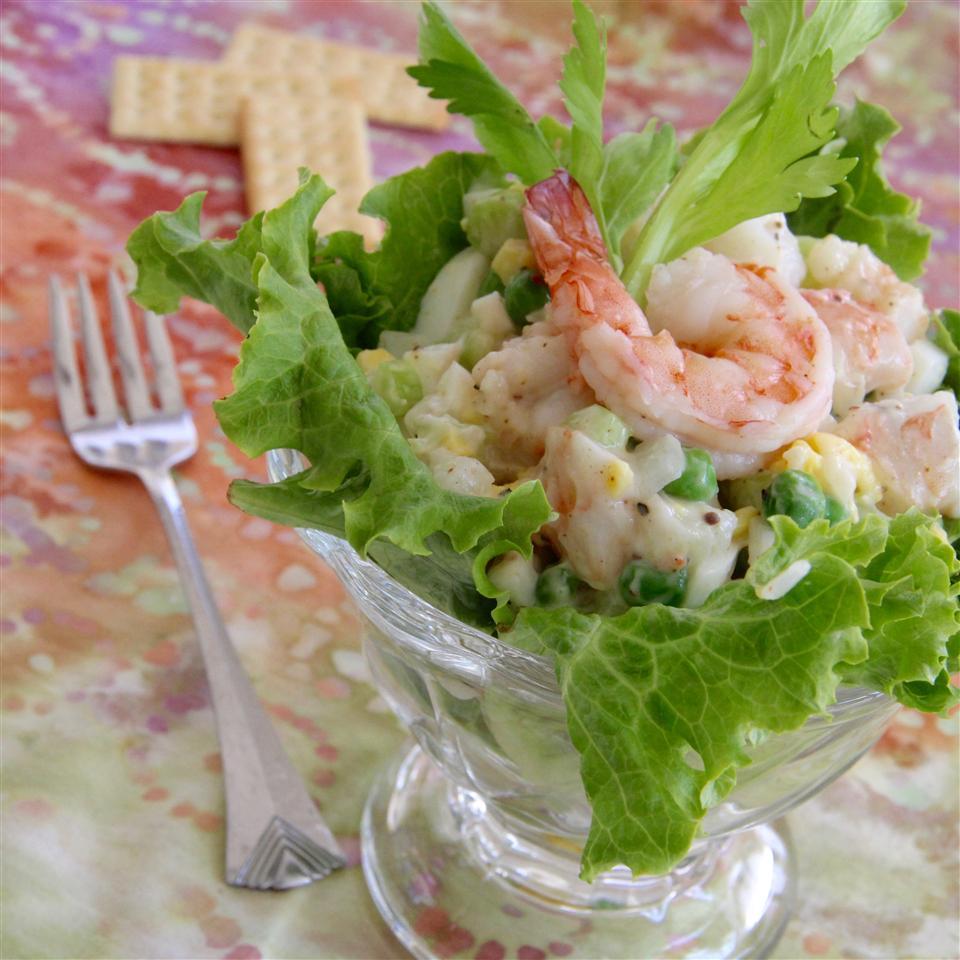 Shrimply Delicious Shrimp Salad_image