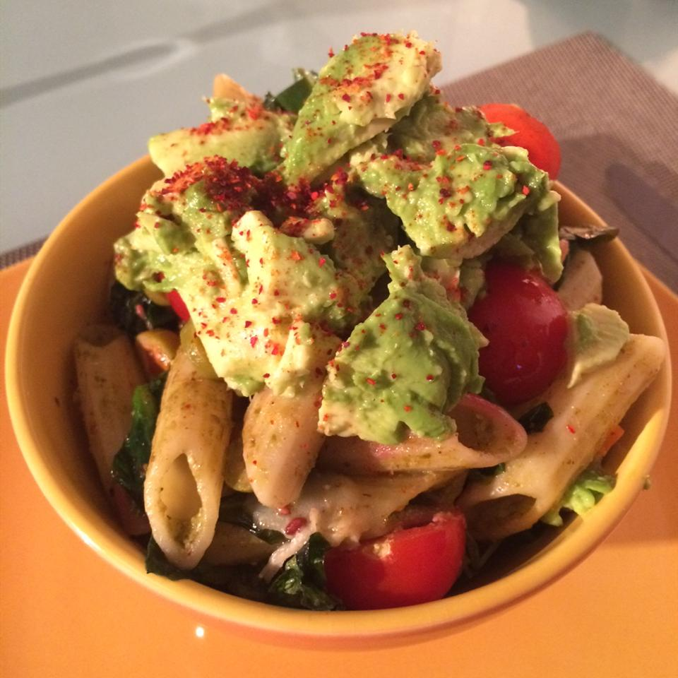 Scrumptious Salad!