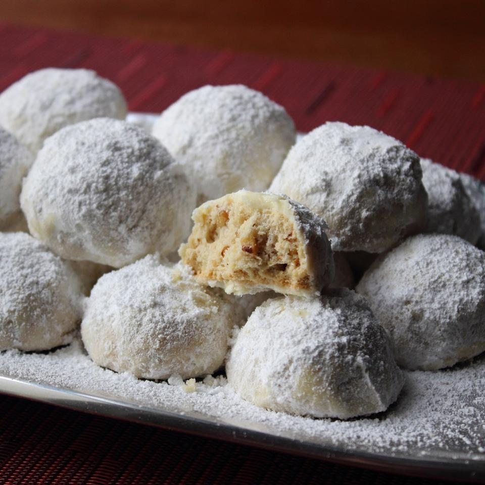 Chef John's Russian Tea Cakes | Allrecipes