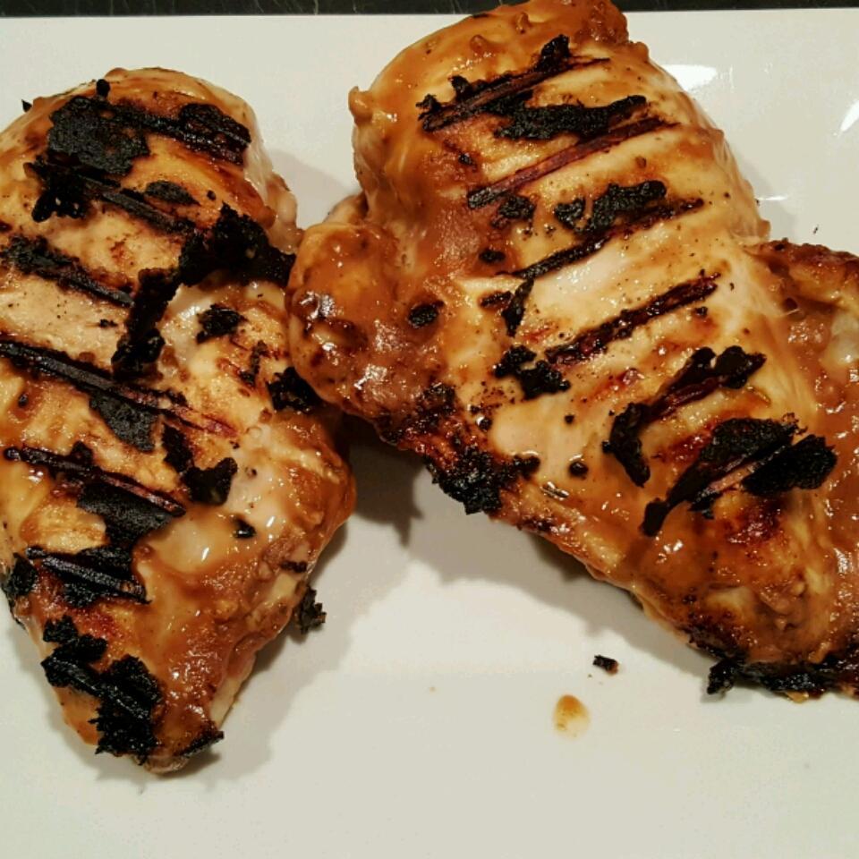 Grilled Peanut Chicken Heathe