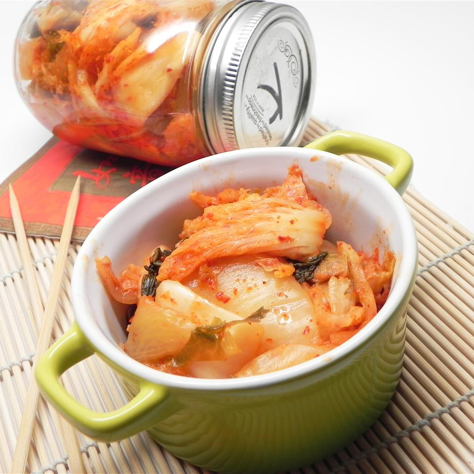 Bill's Kimchi