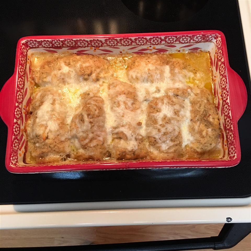 Mozzarella Chicken Amber Lazier