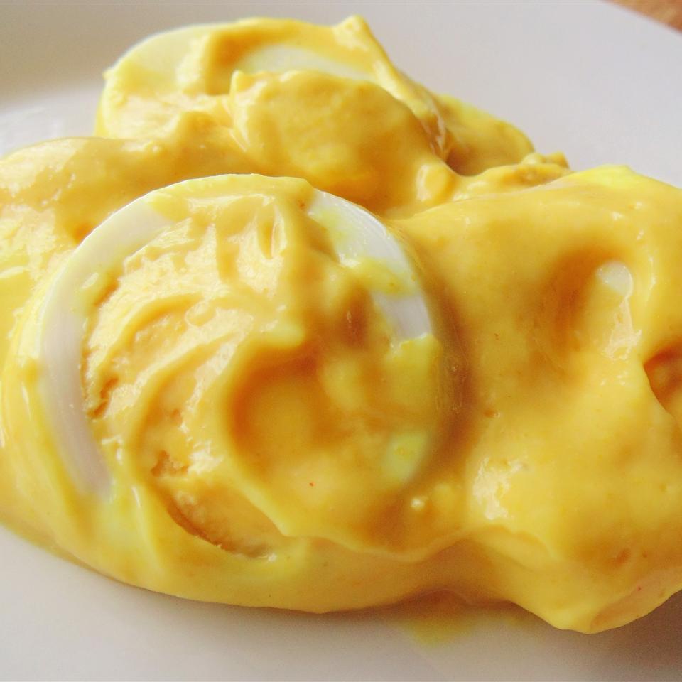 Creamy Deviled Egg Salad