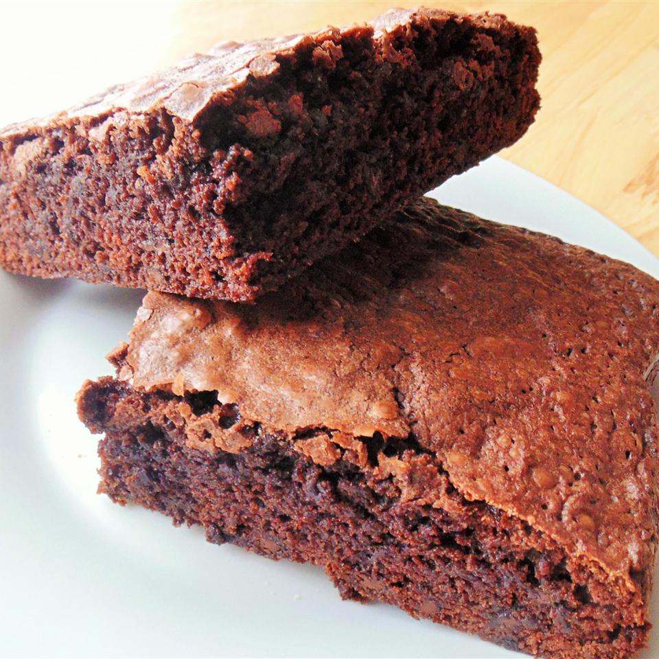 Ginger Snap Brownies