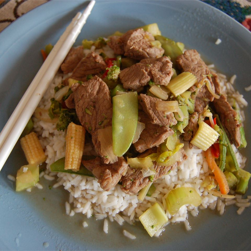 Sukiyaki Beef image