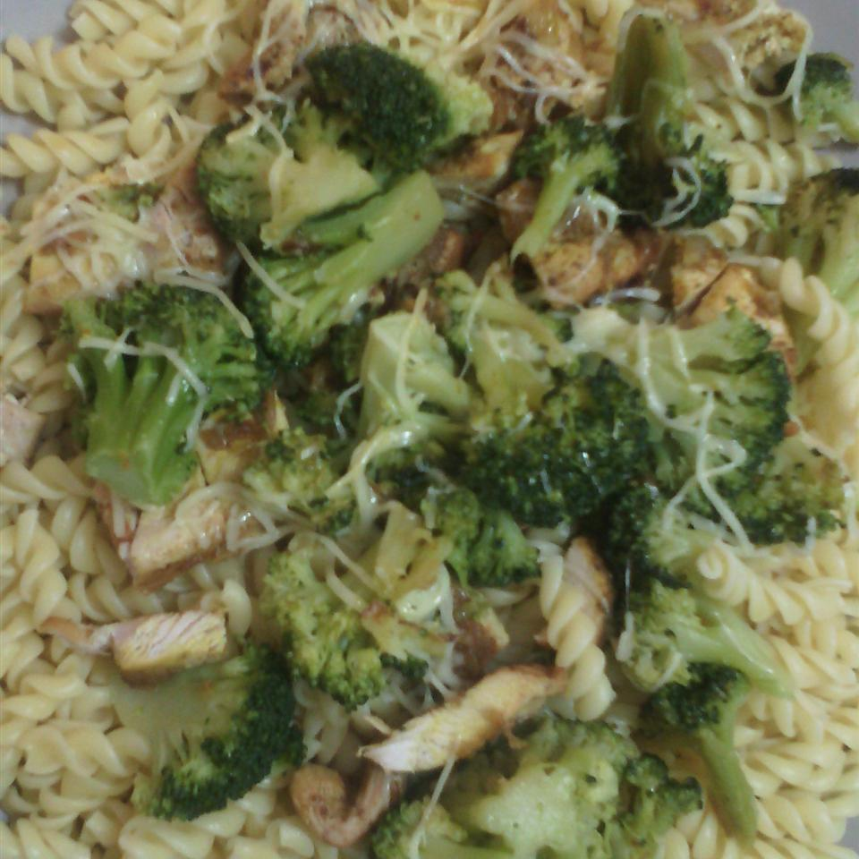 Broccoli Chicken Casserole II danahij