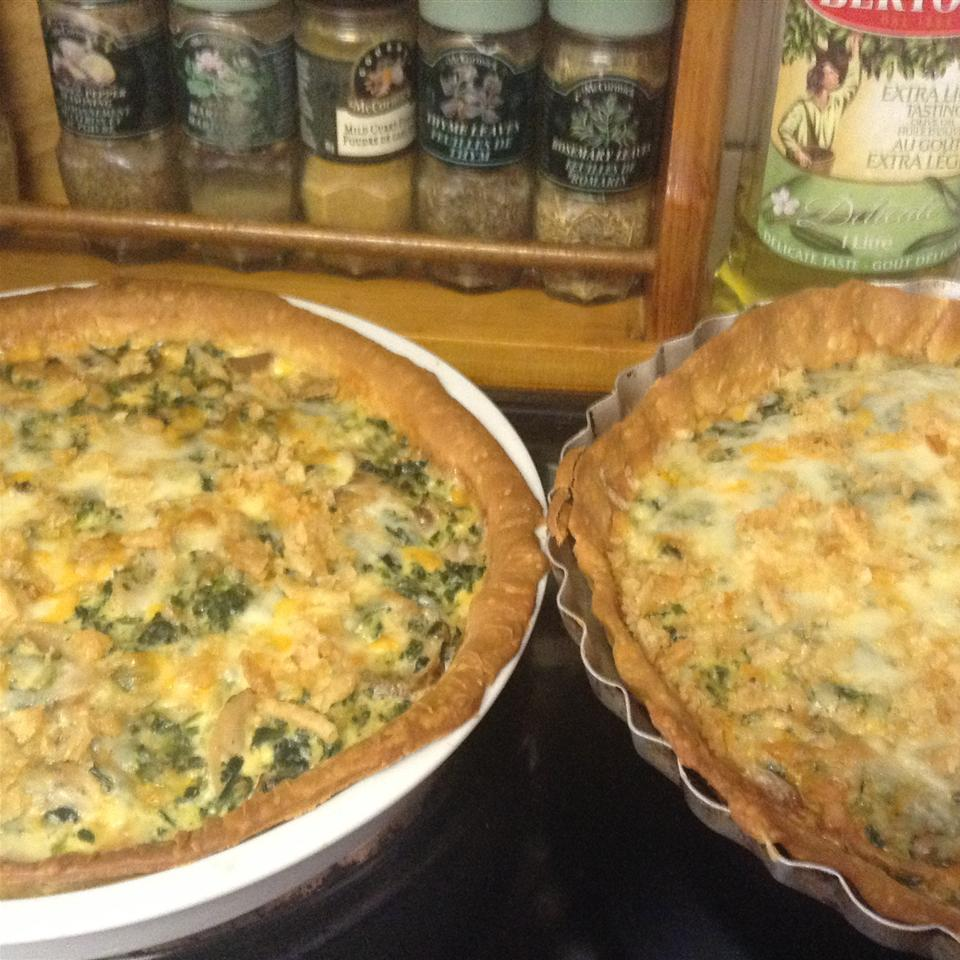 Spinach Quiche Recipe Allrecipes