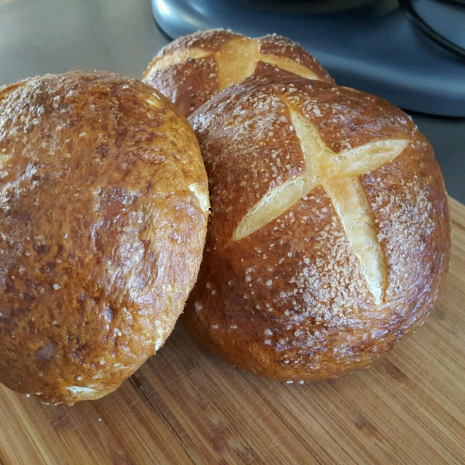 DSF's Pretzel Bread DrSeussFreak