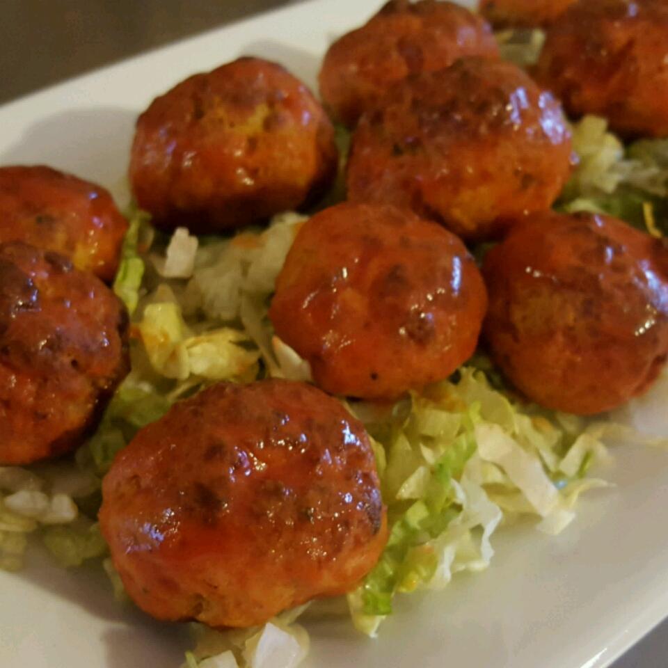 Buffalo Chicken Balls doconez