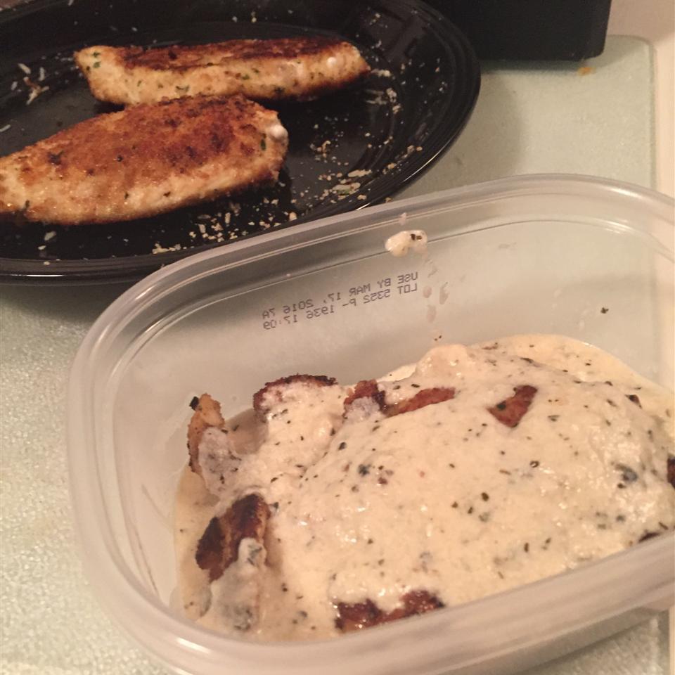 Chicken In Basil Cream lexi