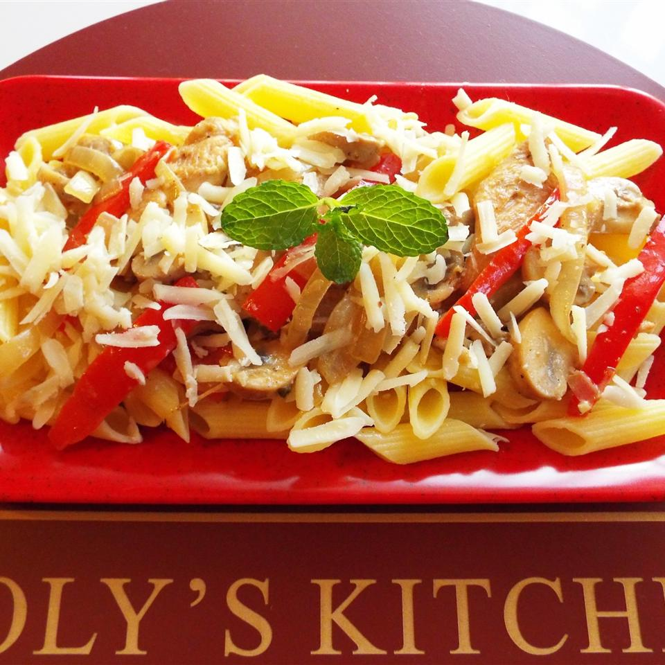 Gluten Free Penne with Cajun Chicken Barilla