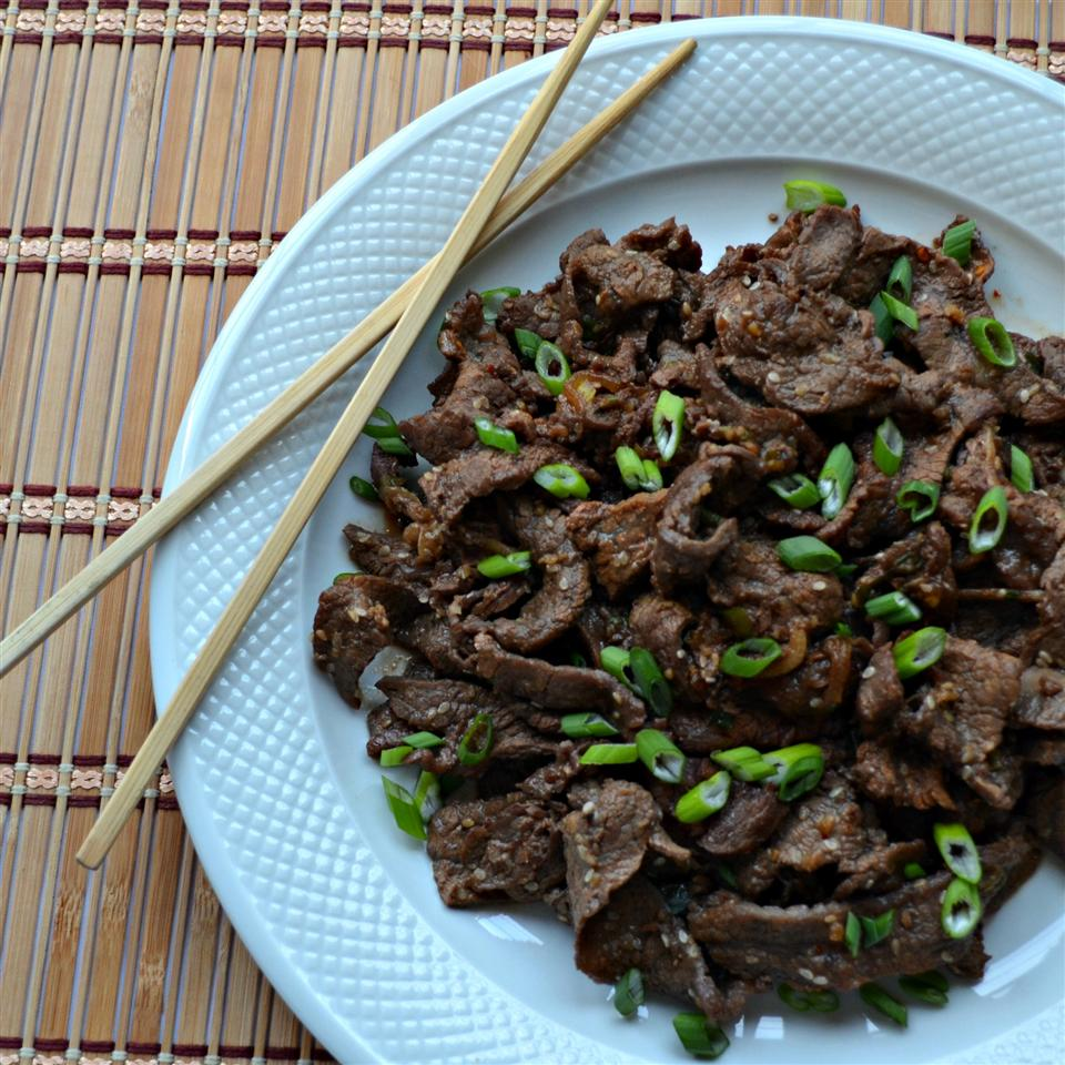 Easy Bulgogi (Korean BBQ Beef)_image