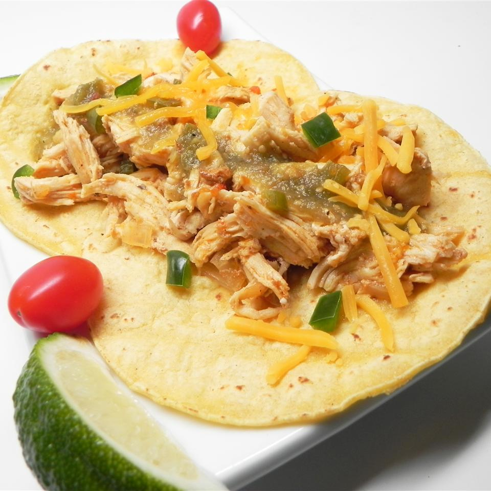 Shiner(R) Bock Shredded Chicken Tacos