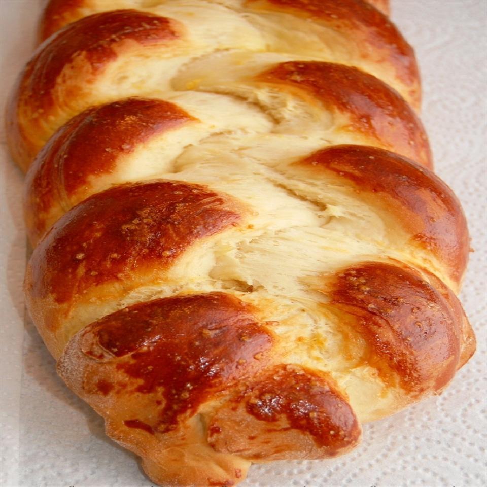 Swiss Sunday Bread